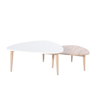 Palmhurst 2 Piece Coffee Table Set By Brayden Studio