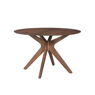Grimmer Dining Table by Ivy Bronx Amazing