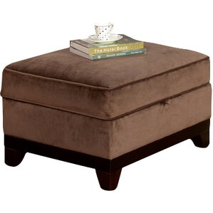 Opulence Storage Ottoman by Wildon Home ?