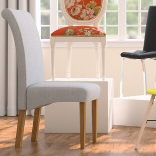 Review Upholstered Dining Chair