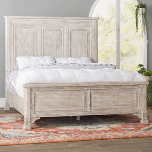 Bungalow Rose Nesler Panel Bed