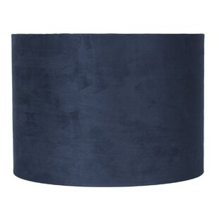 Classic 14 Suede Drum Lamp Shade