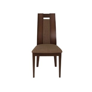 Laszlo Upholstered Dining Chair by Ebern ..
