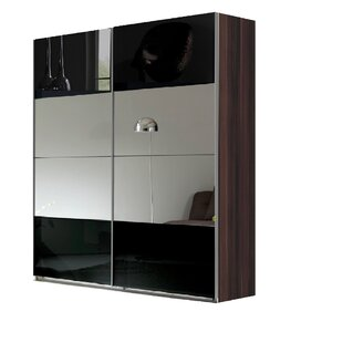 2 Door Wardrobe By Ebern Designs