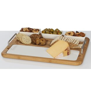 Divided Serving Trays Platters Up To 40 Off Until 11 20 Wayfair Wayfair