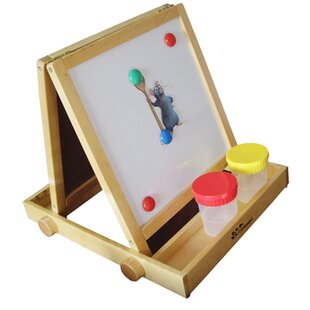 Mobile Board Easel by A+ Child Supply