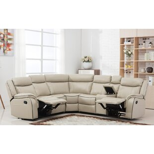 Price comparison Gloucester Classic Reclining Sectional by Ebern Designs Reviews (2019) & Buyer's Guide
