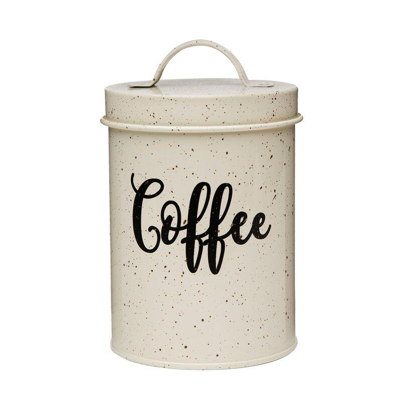 Gracie Oaks Batton 1.38 qt. Coffee Jar