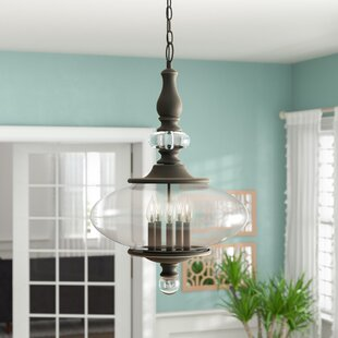 Hinkley Lighting Wexley 5 Light Pendant