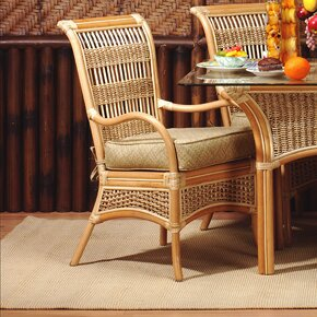 Dining Chair Spice Islands Wicker
