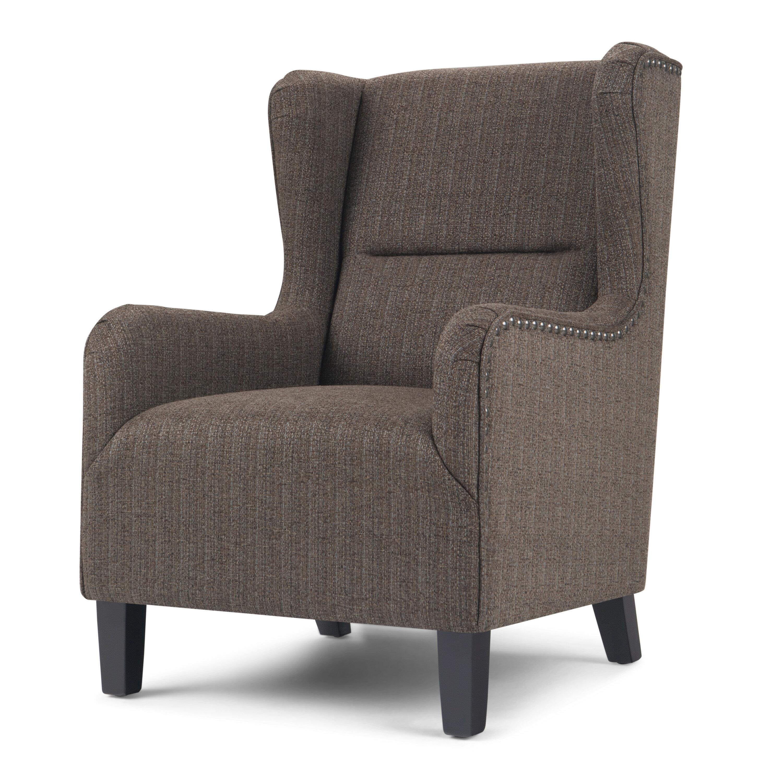 Alcott Hill Almaden Wingback Chair