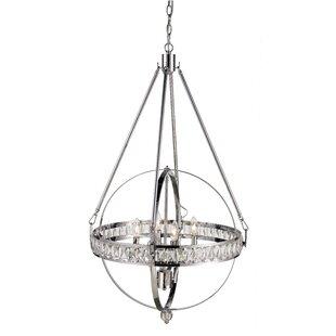 Charlize 4-Light Pendant by Mercer41