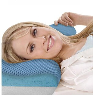 Reversible Memory Foam Standard Pillow