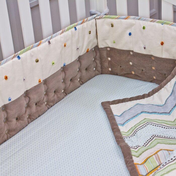 Cocoa Airflow Crib Bumper
