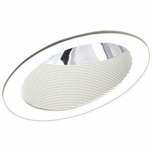 Elco Lighting Sloped Adjustable Baffle Reflector 6