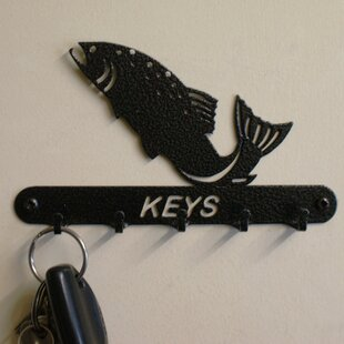 15cm Key Holder By Symple Stuff
