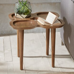 Bungalow Rose Paolucci End Table
