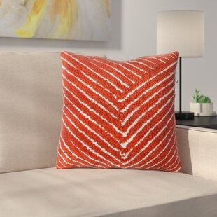 Ponton Diagonal Stripe Throw Pillow