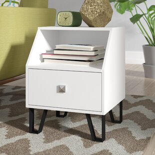 Merriwood Contemporary End Table