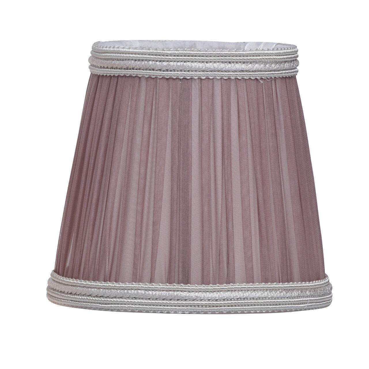 Lily Manor 12cm Fabric Bell Lamp Shade Wayfair Co Uk