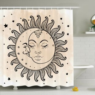 Read Reviews Vintage Aged Italian Coliseum Shower Curtain Set By Ambesonne