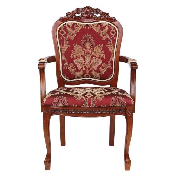 Superior Design Toscano Crown Hill Baroque Armchair U0026 Reviews | Wayfair