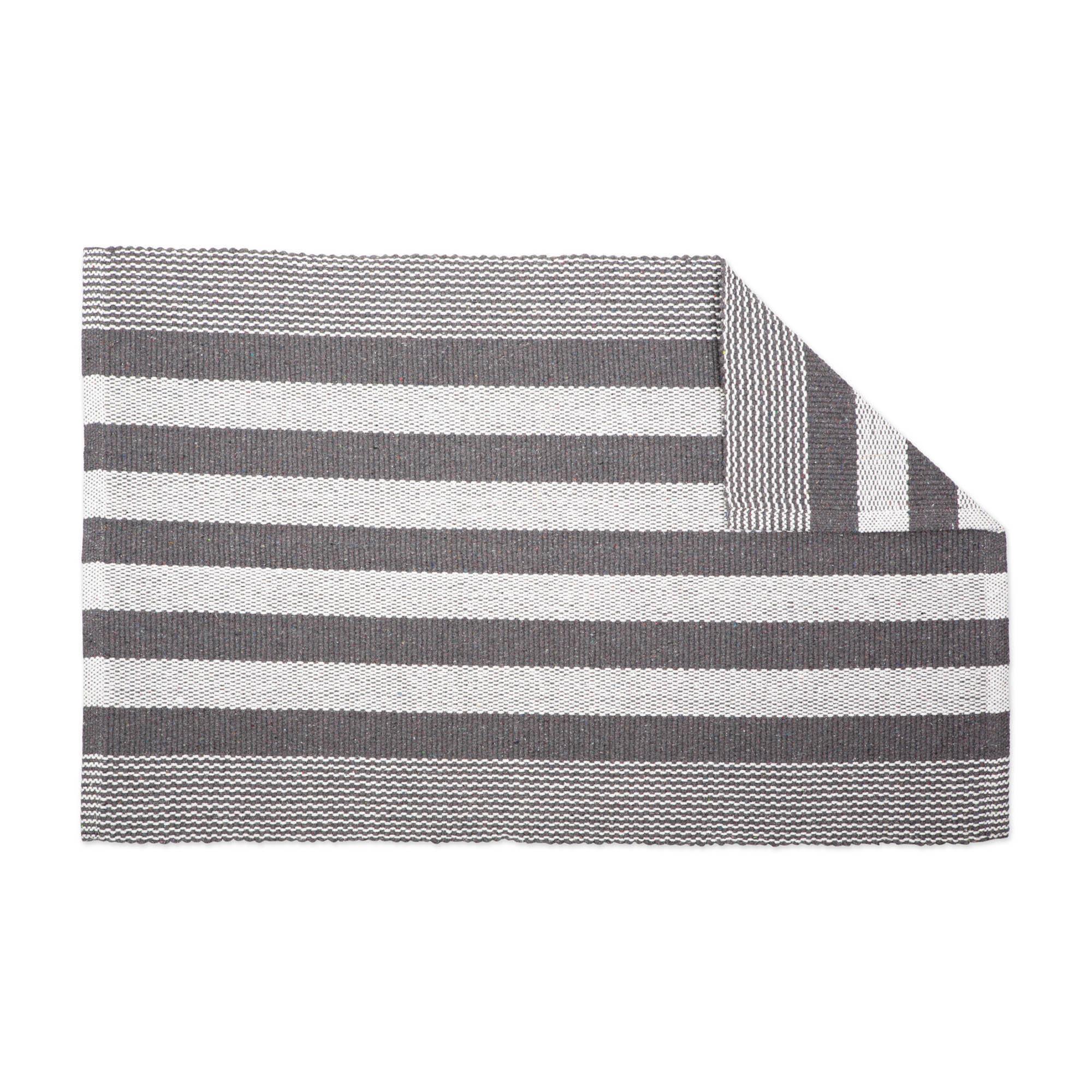 Tuscola Recycled Yarn Cabana Stripe