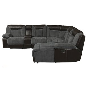 Zenaide Motion Reclining Sectional by Latitude Run