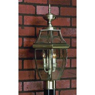 Three Posts Millbrook Outdoor 2-Light Lantern Head