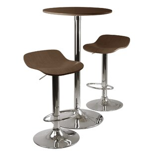 Villawood 3 Piece Pub Table Se..