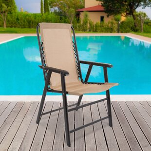Winston Porter Merrill Suspension Folding Camping Chair