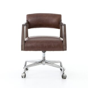 Evelyn Genuine Leather Task Chair