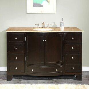 Vivaan 55 Single Bathroom Vanity Set ByDarby Home Co