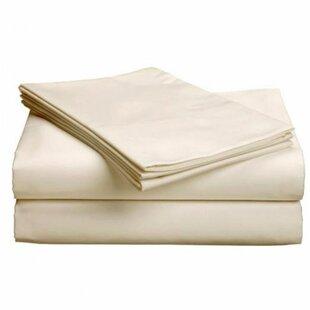 Locascio 618 Thread Deep Pocket Sheet Set ByDarby Home Co