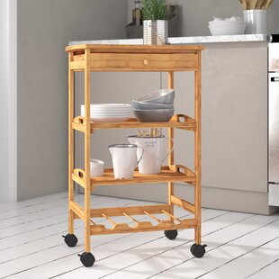 Anderton Kitchen Trolley By Brambly Cottage