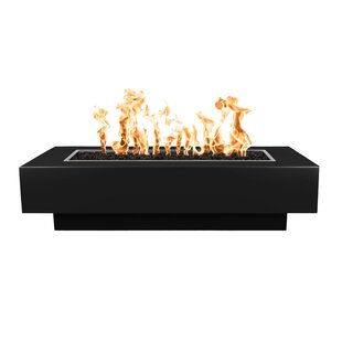 Coronado Stainless Steel Fire Pit By The Outdoor Plus