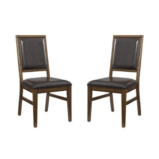 Affordable Whitacre Upholstered Side Chair (Set of 2) by Millwood Pines Reviews (2019) & Buyer's Guide