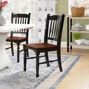 Shelburne Solid Wood Dining Chair (Set of..