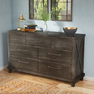 Langsa 7 Drawer Dresser