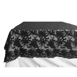 Belle Floral Lace Tablecloth