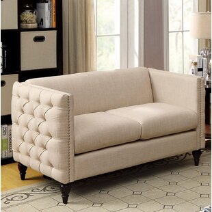 Bladon Loveseat by Canora Grey Cheap
