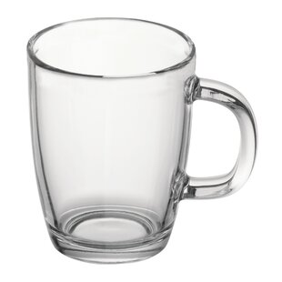 f50c50652a6 Glass Coffee Mugs & Tea Cups You'll Love in 2019 | Wayfair