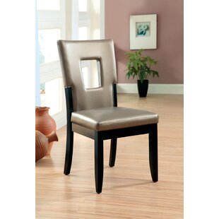Vanderbilte Side Chair (Set of 2) Hokku Designs