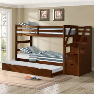 Leyland Twin over Twin Bunk Bed with Trundle