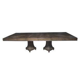 Bourdeau Extendable Dining Table by House of Hampton