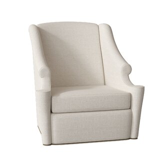 Lainey Swivel Wingback Chair by Gabby