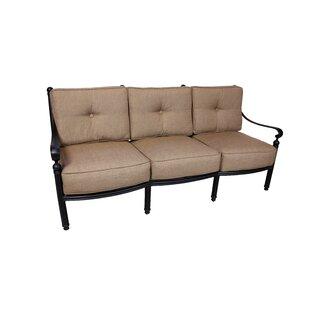 Baldwin Deep Seating Sofa with Cushions by California Outdoor Designs
