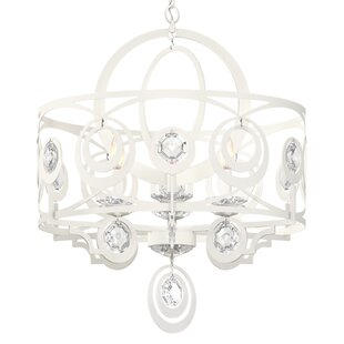Schonbek Gwynn 6-Light Chandelier