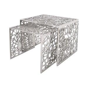 2-tlg. Satztisch-Set von KARE Design