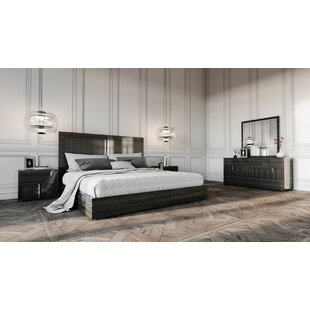 Moderest Ari King Platform 5 Piece Bedroom Set